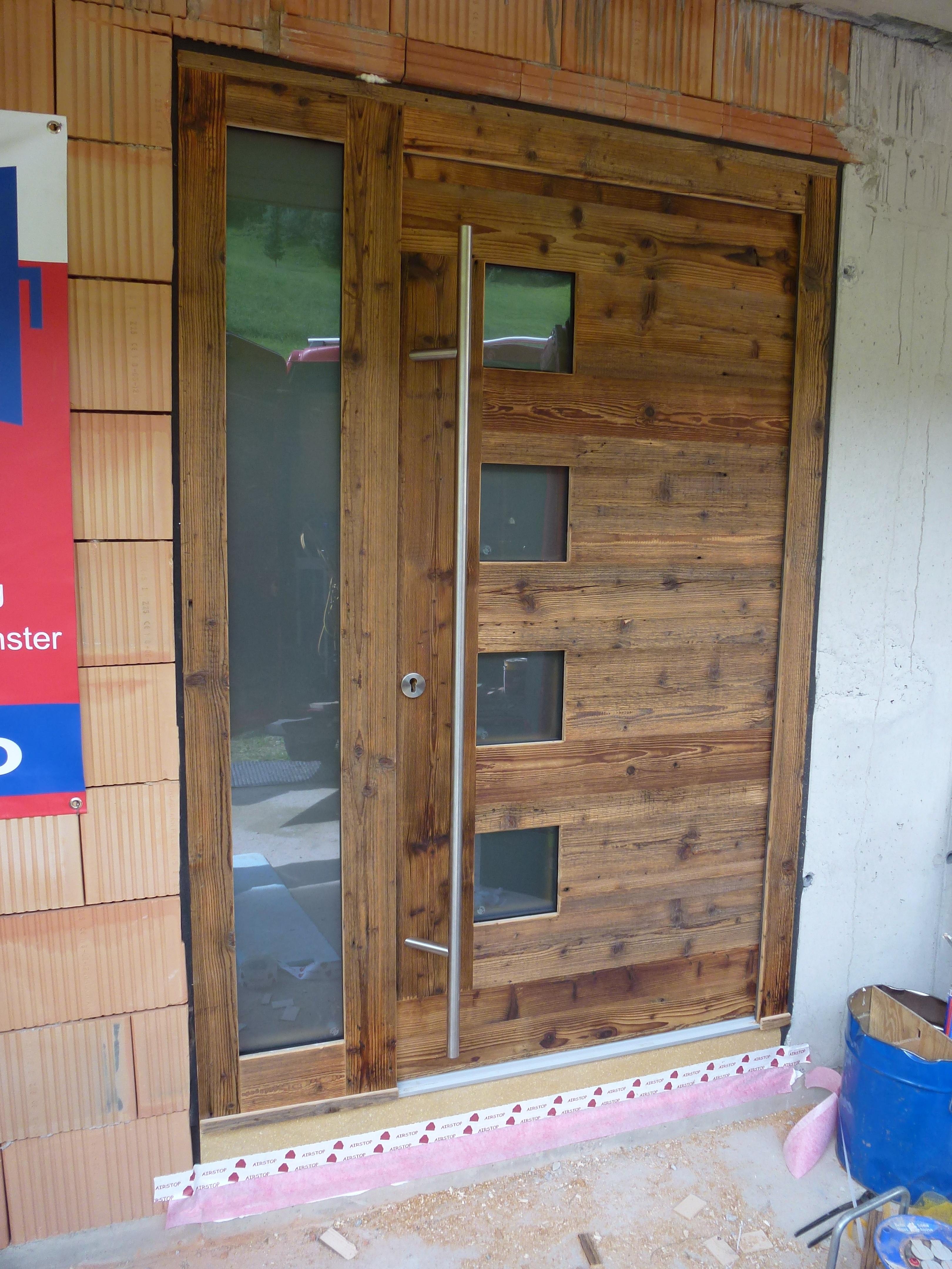 Haustüren altholz  Türen Archives - achleitner.info / Glas - Türen - Fenster